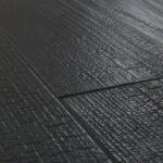 פרקט למינציה Burned planks